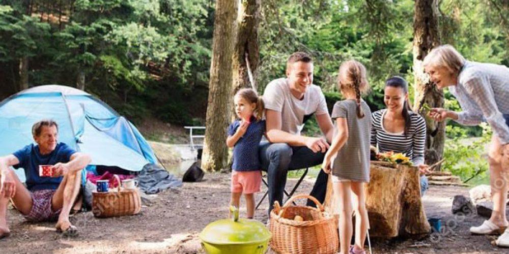 Guide de vacances en camping en Ardèche
