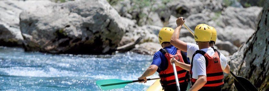 Canoë kayak et rafting