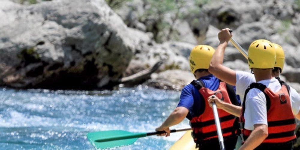 Canoë kayak et rafting en Ardèche